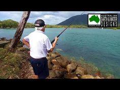 Australian Fishing Story Old Ted on the River | Buy Australian Caps Online
