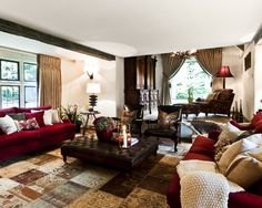 Red Couch Design, Pictures, Remodel, Decor and Ideas - page 5