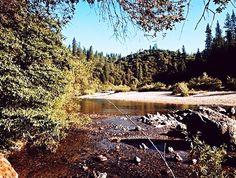 Bear River, Gold Country-California