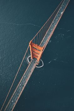 Drone view of the Golden Gate Bridge in San Francisco /// ♥ photography Photography Beach, Aerial Photography, Perspective Photography, Photography Ideas, Photography Flowers, Travel Photography, Photography Business, Puente Golden Gate, Baie De San Francisco