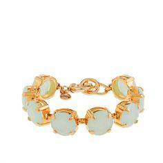 Translucent stone bracelet - bracelets - Women's jewelry - J.Crew