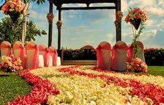 Decoração primavera casamento