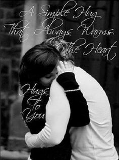 Good night hugs and kisses couple google search in love a simple hug that always warms the hearta hug for you thecheapjerseys Image collections