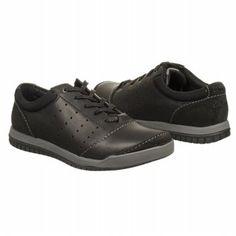 Clarks Rhombus Euro Shoes (Black Leather) - Men's Shoes - 11.5 M