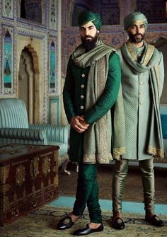 4 Must Have Engagement Dresses For Man : Groomwear Fashion Alert! 4 Must Have Engagement Dresses For Man Sherwani For Men Wedding, Wedding Dresses Men Indian, Wedding Outfits For Groom, Groom Wedding Dress, Sherwani Groom, Wedding Men, Bridal Outfits, Wedding Suits, Punjabi Wedding
