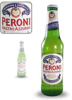 Melbourne = Peroni Beer. @Sam McHardy Taylor Warwick ;)