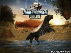 Honey Badger Simulator  Android Game - playslack.com , Control an attractive honey badger and aid it endure in the chaotic. Search for workplaces and provided  the humorous critter with honey. show the perplexities of life together with the conqueror of this game for Android. This little critter can stand up for itself in combats with a collection of attackers and chaotic critters. Do unique capturing  quests and aid the honey badger line ophidians and other victim. The radar on the screen…