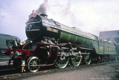 Green Arrow 2-6-2 steam locomotive, 1936,