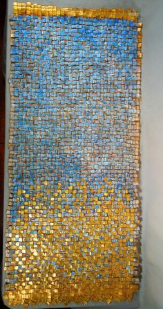 """Lot 489: Olga de Amaral, Cesta Lunar 6 