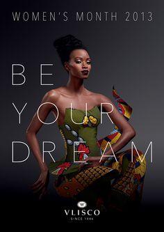 Vlisco Be Your Dream Awards - Women's Month 2013 #Vlisco #Awards #Fashion #Women #BeYourDreamAwards