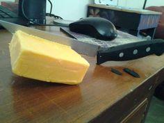 """Tvrdý nůž """"Hard knife"""" ;)"""