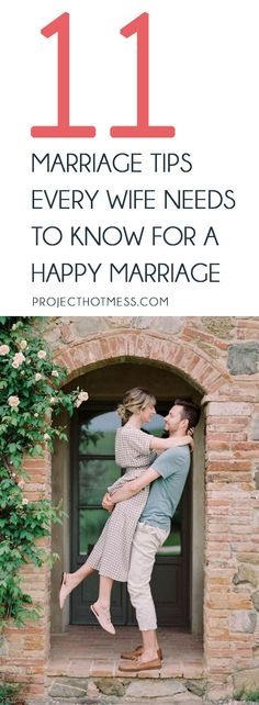 Learn how to have a strong and successful relationship with these tips every wife needs to know for a happy marriage (and every husband too).Marriage doesn't have to be hard work, but it does take conscious effort. Here are 11 tips every wife needs to know for a happy marriage. Relationships Are Hard, Successful Relationships, Marriage Help, Happy Marriage, Is 11, Need To Know, Work Hard, Effort, Husband