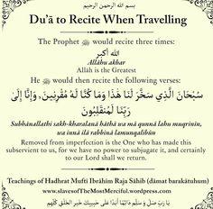 Lessons to Remember When Travelling IbādurRahmān Doa Islam, Islam Quran, Prayer Verses, Quran Verses, Islamic Dua, Islamic Quotes, Dua Before Sleeping, Prayer For Travel, Ramadan Tips