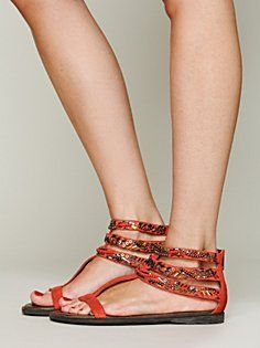 Sahara Beaded Sandal in features-shop-by-girl-meadow