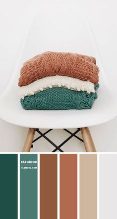 Color Schemes Colour Palettes, Gold Color Scheme, Green Color Schemes, Green Colour Palette, Green Colors, Interior Color Schemes, Brown Color Palettes, Color Trends, Earth Colour Palette