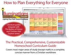 Illuminations comprehensive curriculum for grades 3-high school They're about to put out an update!  So very excited, you have no idea how excited.