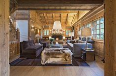 Luxury Chalet Villa rental Gstaad Switzerland GSTAAD-004 4