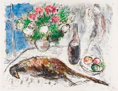 Untitled Study by Marc Chagall