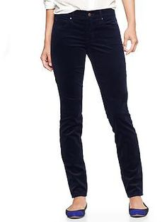 Obsessed with these legging cords from Gap! They come in 7 different colors!