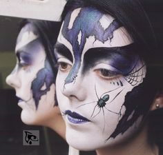 Award Winning Face Paintings Best Face Painting