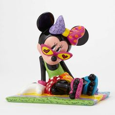 Bright and Colorful Disney Britto Summer Inspired Figurines