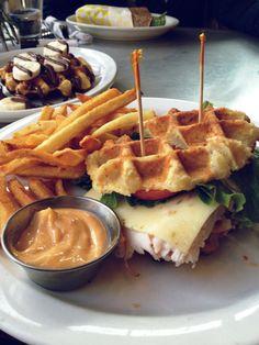 southwest waffle