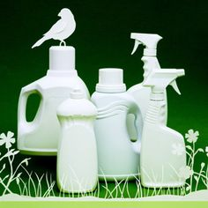 Best Green Cleaning Products - Safe Green Cleaners - Good Housekeeping