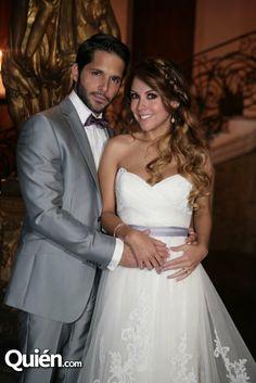 La boda de Ilean Almaguer y Lucas Velásquez