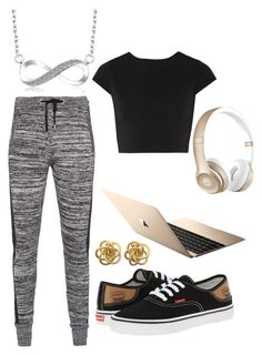 """""""Todays outfit"""" by cupcake135 on Polyvore featuring Zoe Karssen, Alice + Olivia, Beats by Dr. Dre, women's clothing, women's fashion, women, female, woman, misses and juniors"""