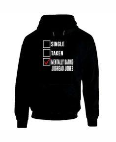Single taken mentally dating jughead Jones pullover jacket riverdale fandom