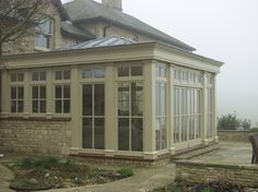 Conservatories | traditional || Britannia Joinery