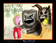 Have you been bad?