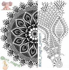 Home Decor Crochet Patterns Part 146 - Beautiful Crochet Patterns and Knitting Patterns Home Decor Crochet Patterns Part 146 - Beautiful Crochet Patterns and Knitting Patterns Record of Knitting Yarn spinning. Crochet Dreamcatcher Pattern, Mandala Au Crochet, Crochet Doily Diagram, Crochet Doily Patterns, Crochet Art, Crochet Home, Crochet Motif, Crochet Stitches, Knitting Patterns