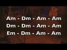 SLOW BLUES in A - (Backing track - Play-along) WITH CHORDS - YouTube