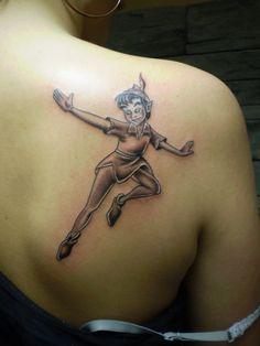 Tattoo by Grga  Peter Pan