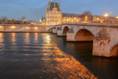 Paris is one of the most popular cities in Europe when it comes to the number of tourists that visit the city, and one of its main attractions is the River Seine. It flows right through the capital of France and it is possible to get some wonderful views by taking a boat trip on it.