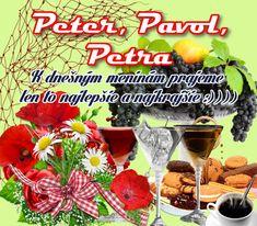 Peter, Pavol, Petra K dnešným meninám prajeme len to najlepšie a najkrajšie :)))) Petra, Blog, Blogging