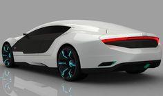 Daniel Garcia, Audi A9, nanotechnology, luxury sport car