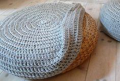 <3 DIY: Ikea Alseda stool + knitted cover