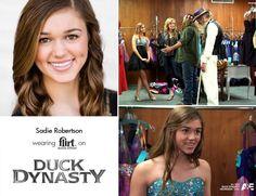 "Duck Dynasty Sadie Robertson Bikini | Duck Dynasty – ""Duck Be a Lady"""