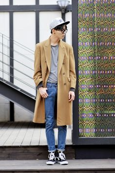 need that coat though | Raddest Looks On The Internet…