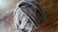 Tarn / Hand-made t-shirt yarn / Upcycling