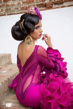 Flamenco Costume, Flamenco Skirt, Flamenco Dancers, Dance Costumes, Flamenco Dresses, 15 Dresses, Dance Dresses, Elegant Dresses, Beautiful Dresses