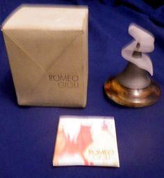 vintage Romeo Gigli Eau De Parfum 1.7 oz. spray classic in box     eBay