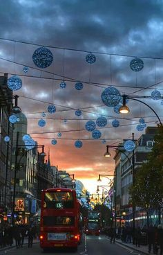 Christmas in England / London