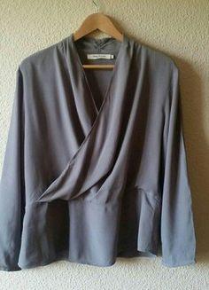Compra mi artículo en #vinted http://www.vinted.es/ropa-de-mujer/camisas/634352-camisa-gris-nice-things