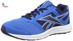 Reebok Zone Crushrun, Chaussures de Running Homme - Bleu (cycleblu/clubblu/fxindigo/slvrmt/WHT/collnvy), 42 EU