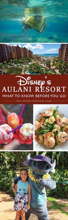 Disney's Aulani Reso