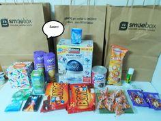Caja Smilebox de Septiembre al detalle   LOS MUNDOS DE CAROLINE