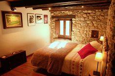 Casa rural Cal Pesolet-Eco Turisme Rural en Bellver de Cerdanya (Nèfol). Comarca de la Cerdanya.